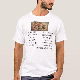 Camiseta O mosaico do projeto 9-12