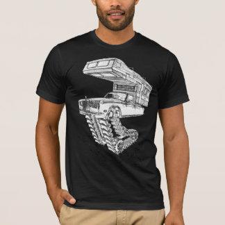Camiseta O Motorhome vertical o mais alto