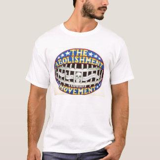 Camiseta O movimento da abolição
