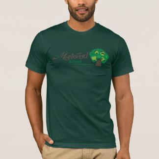 Camiseta O MSCU T sem mangas dos homens