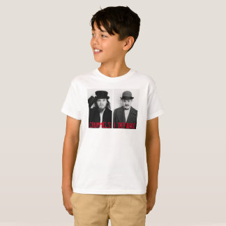 Camiseta O Mugshot caçoa o t-shirt