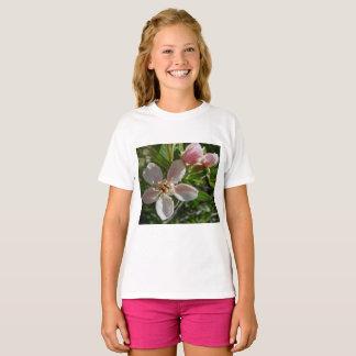 Camiseta O mundo da foto da fé apresenta expressões
