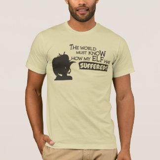 Camiseta O mundo deve saber…