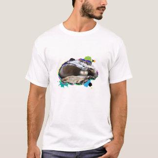 Camiseta o mundo é minha ostra
