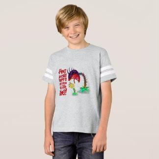 Camiseta O mundo tem um problema comigo