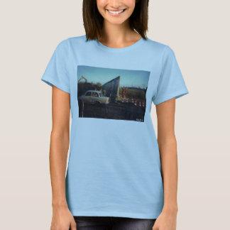 Camiseta O muro de Berlim - dois dias em seguida