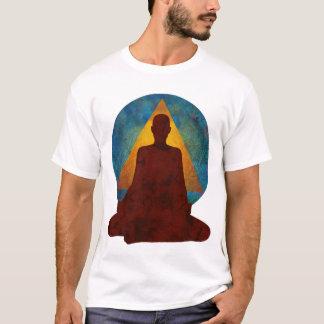 Camiseta o músculo T dos homens 12-Step budistas