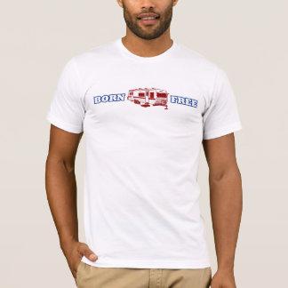 Camiseta O nascer livra