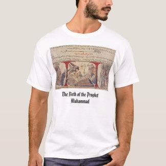 Camiseta O nascimento do profeta Muhammad, o nascimento de…
