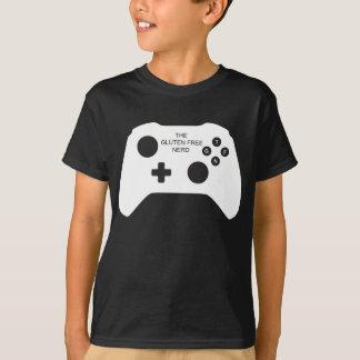 Camiseta O nerd sem glúten caçoa o t-shirt (1)