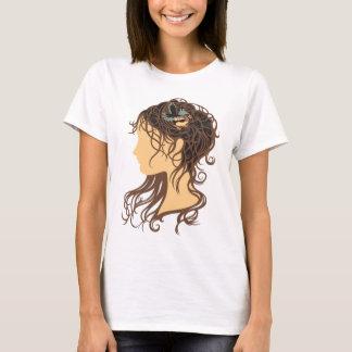 Camiseta O ninho do pássaro