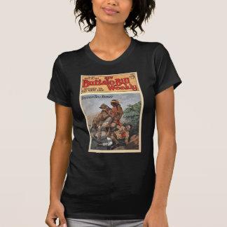 Camiseta O no. semanal novo 210 1916 de Buffalo Bill