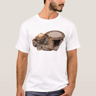 Camiseta O observador