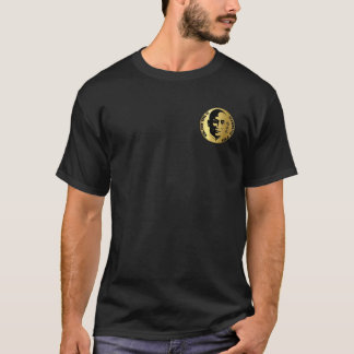 Camiseta O ouro Yip regras de Chun da asa do homem de