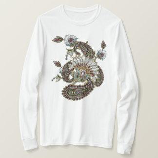 Camiseta O outono sonha gemas de Boho