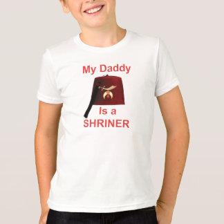 Camiseta O pai tem um Fez