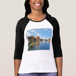 Camiseta O palácio das belas artes Califórnia