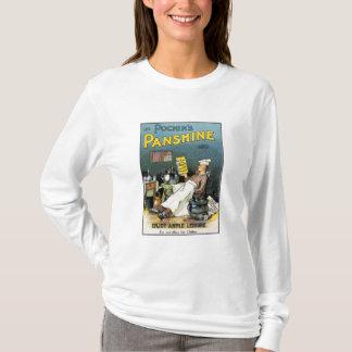 Camiseta O Panshine de Pochin do vintage aprecia o anúncio