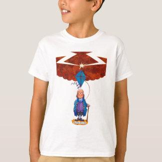 Camiseta O papagaio de Franklin