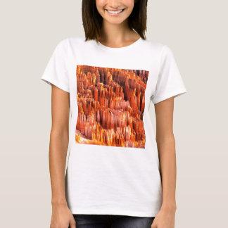 Camiseta O parque Hoodoos a garganta Utá de Bryce das