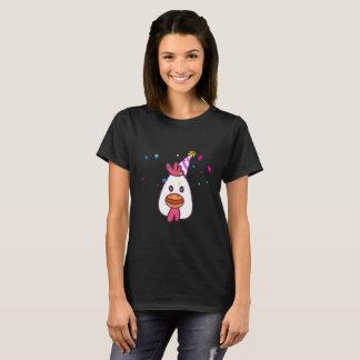 Camiseta O partido de galinhas!!