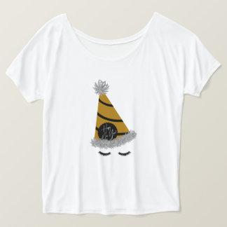 Camiseta O partido de NYE chicoteia o TShirt