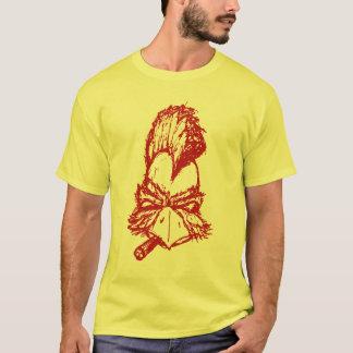 Camiseta O pássaro