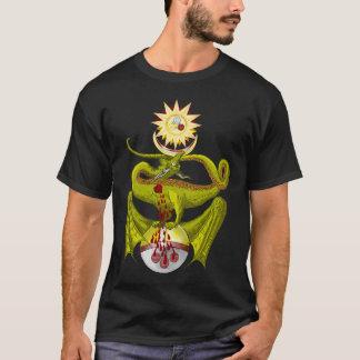 Camiseta O pássaro de Hermes