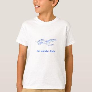 Camiseta O passeio do meu pai