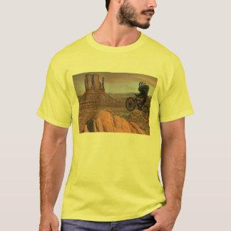 Camiseta O passeio épico de Kokopelli