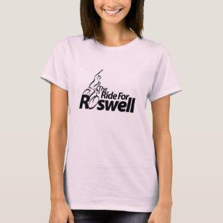 Camiseta O passeio para Roswell