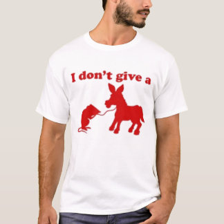 Camiseta o patootee do rato/o impertinente mas o divertido