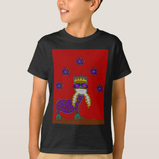 Camiseta O patriarca Saurian