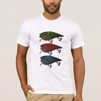 Camiseta o peixe da xadrez seduz 2 - a assinatura S de