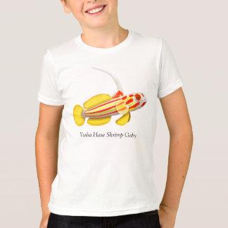 Camiseta O peixe do recife de corais do góbio de Yasha Hase