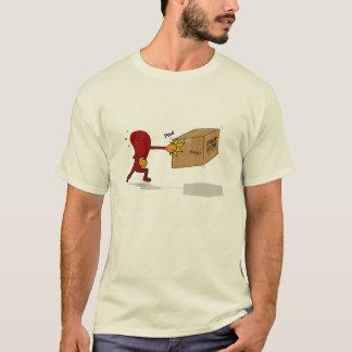 Camiseta O perfurador da língua meu Fart caixa (nenhum