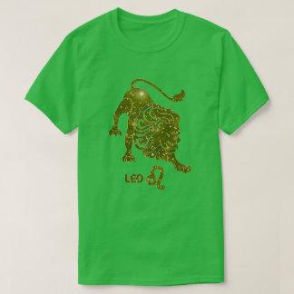Camiseta O Peridot do zodíaco de Leo Stars o t-shirt