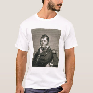 Camiseta O perigo Perry de Oliver do comodoro (1785-1819),