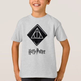 Camiseta O período | de Harry Potter Deathly Hallows o