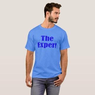 Camiseta O perito