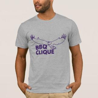 Camiseta O petisco gosta de uma águia roxa