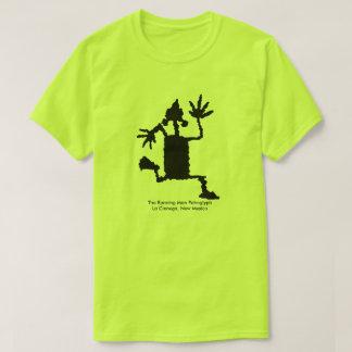 Camiseta O Petroglyph Running do homem