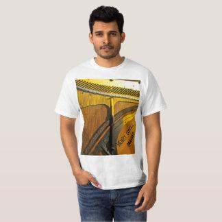 Camiseta O piano americano de Henry Cowell amarra o Banshee