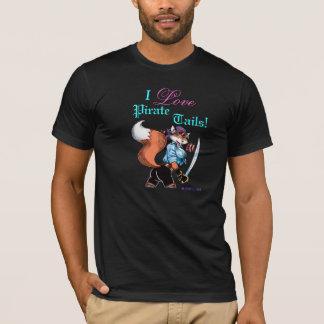 Camiseta O pirata ata o t-shirt