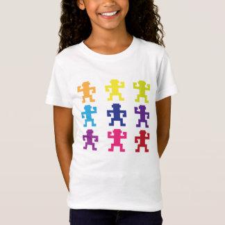 Camiseta O pixel Monkeys o t-shirt