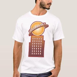 Camiseta O planeta diário
