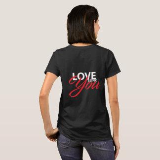 Camiseta O poder de ser você t-shirt