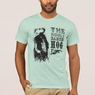 Camiseta O porco nobre da terra