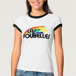 Camiseta O Poubelle junta o logotipo de Rollergirl
