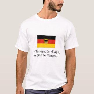 Camiseta o poucos, o orgulhoso